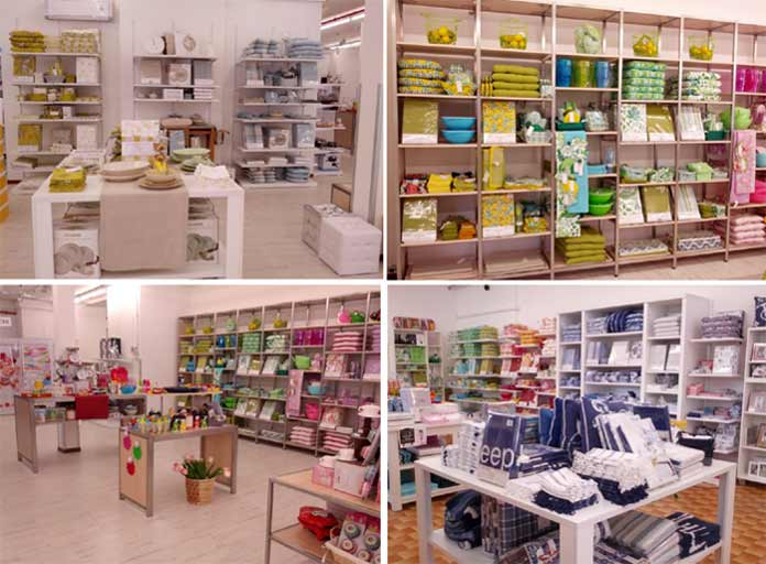 Boutique casa outlet franchising oggettistica casa for Franchising arredo casa